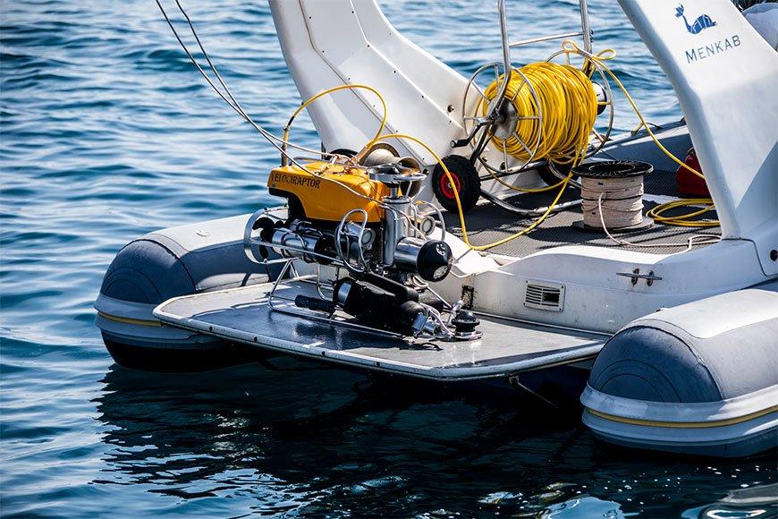 Menkab, la defensa del mar tiene una buena estrella