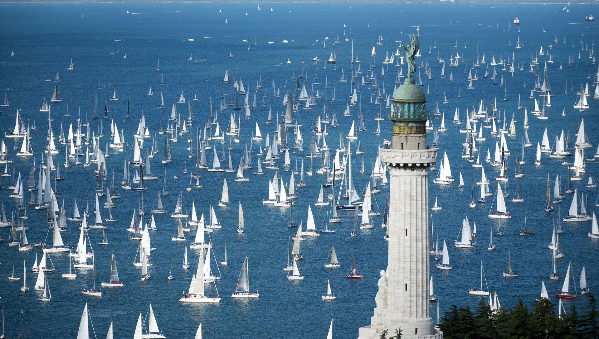 Barcolana: la regata más grande del mundo