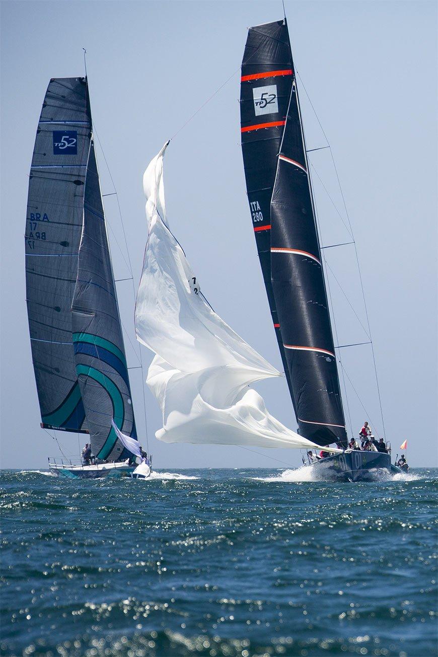 Azzurra, ein Boot,<br>das keiner weiteren <br>Vorstellung bedarf.