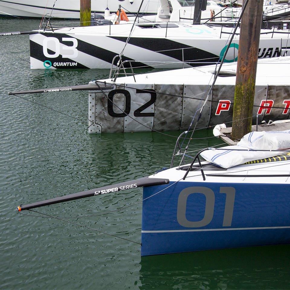 Azzurra, un bateau<br>qui n'a pas besoin<br>de présentation.