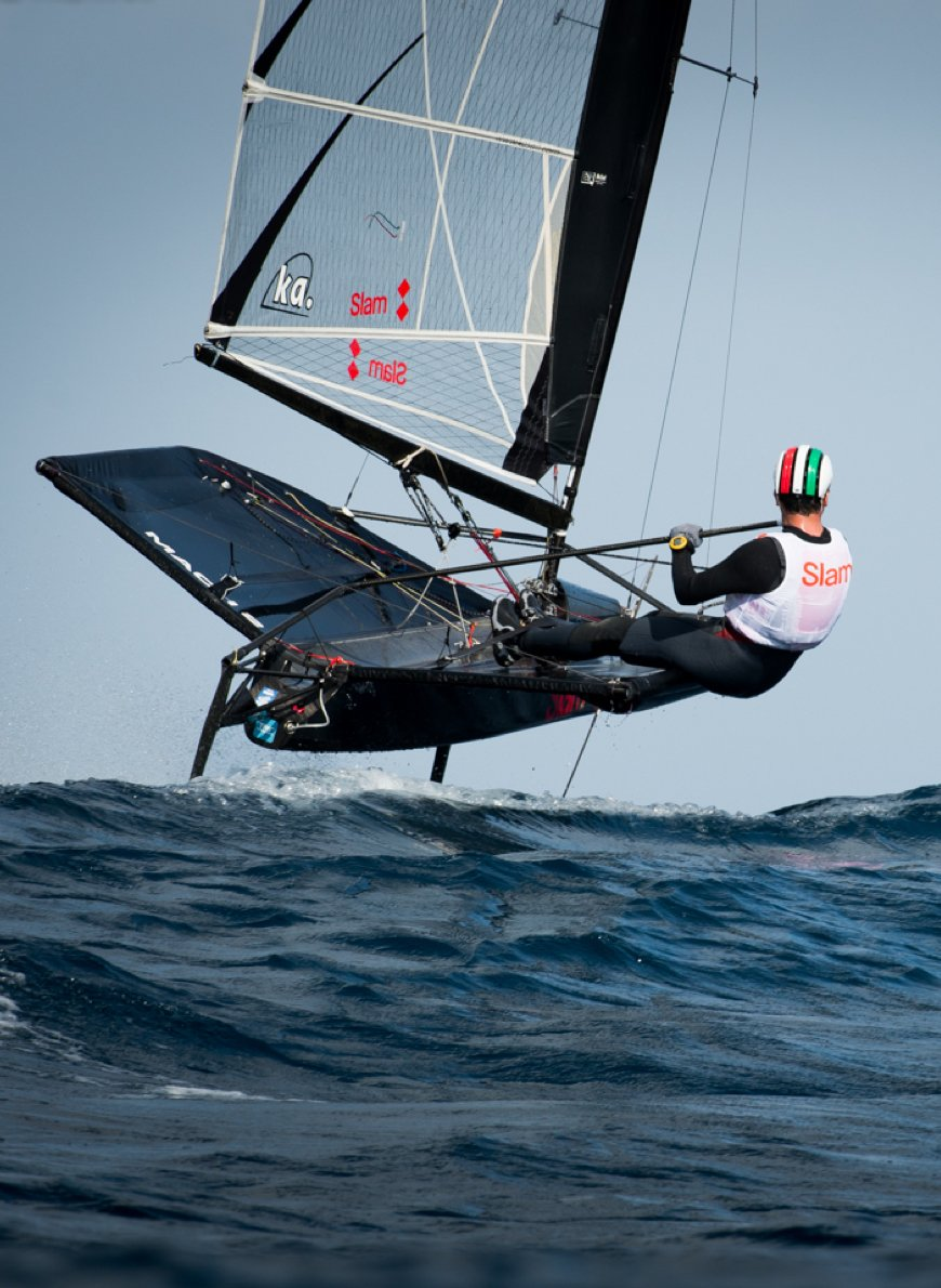Martina Orsini, el<br>mar como objetivo