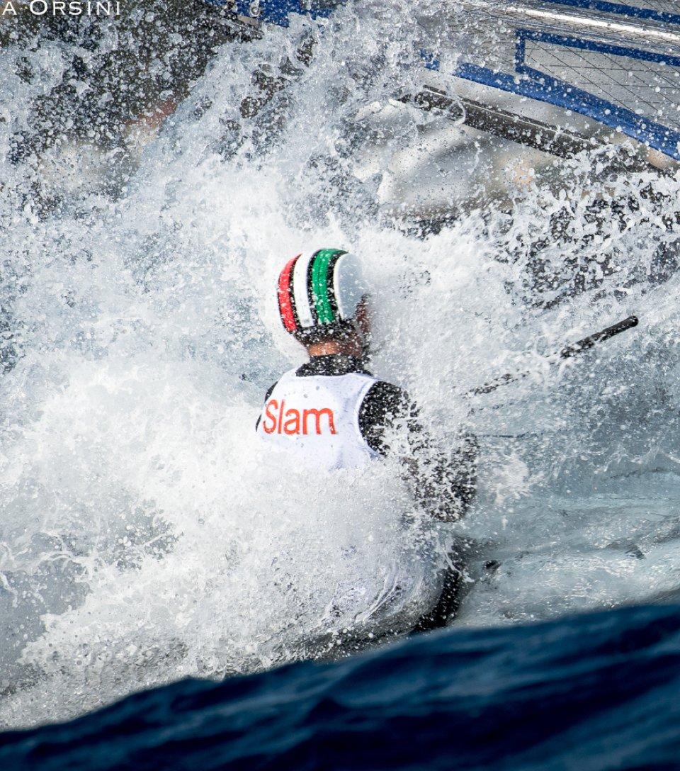 Martina Orsini, il<br>mare come obiettivo