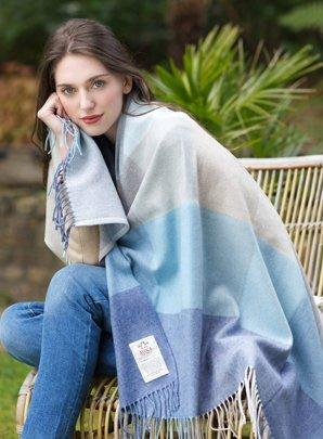 Avoca Woven <br />Throws & Blankets