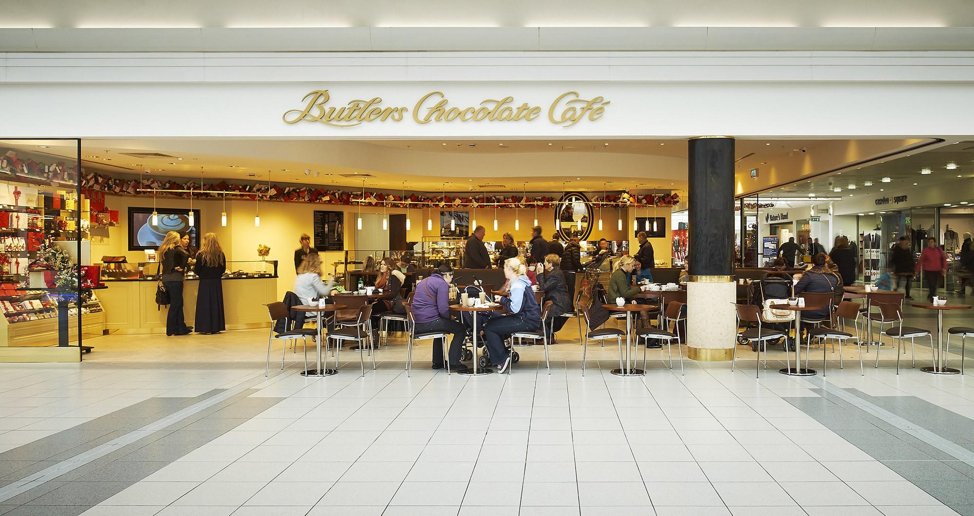 Butlers Chocolate Café, Limerick