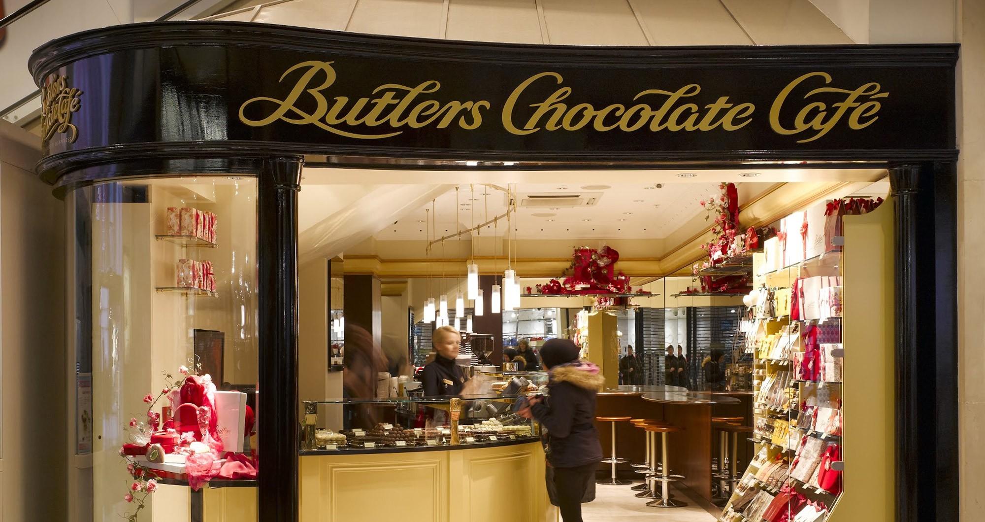 Butlers Chocolate Café, Jervis