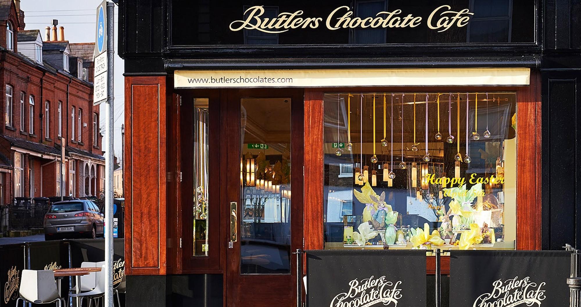 Butlers Chocolate Café, Ranelagh