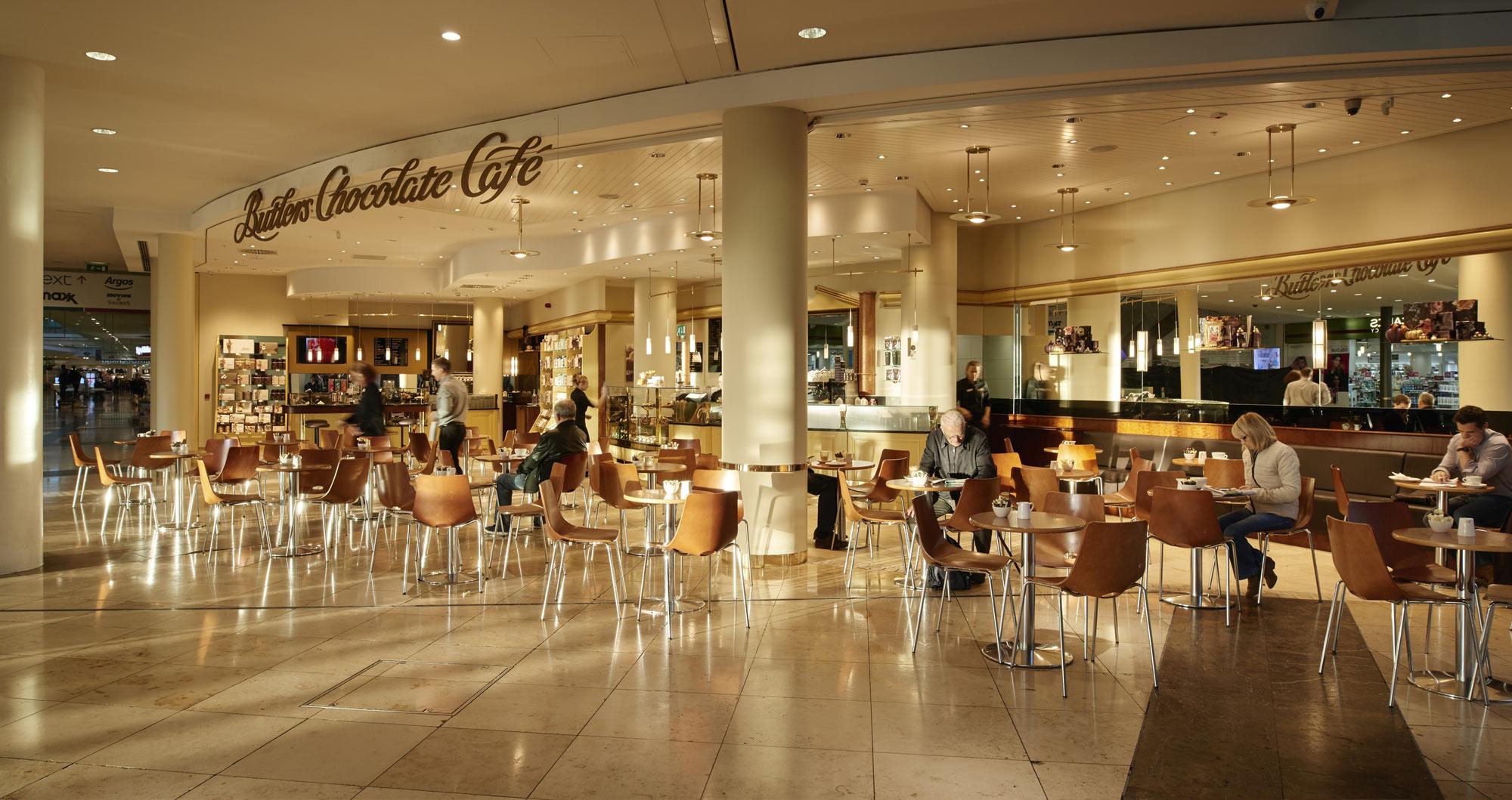 Butlers Chocolate Café, Pavilions, Swords