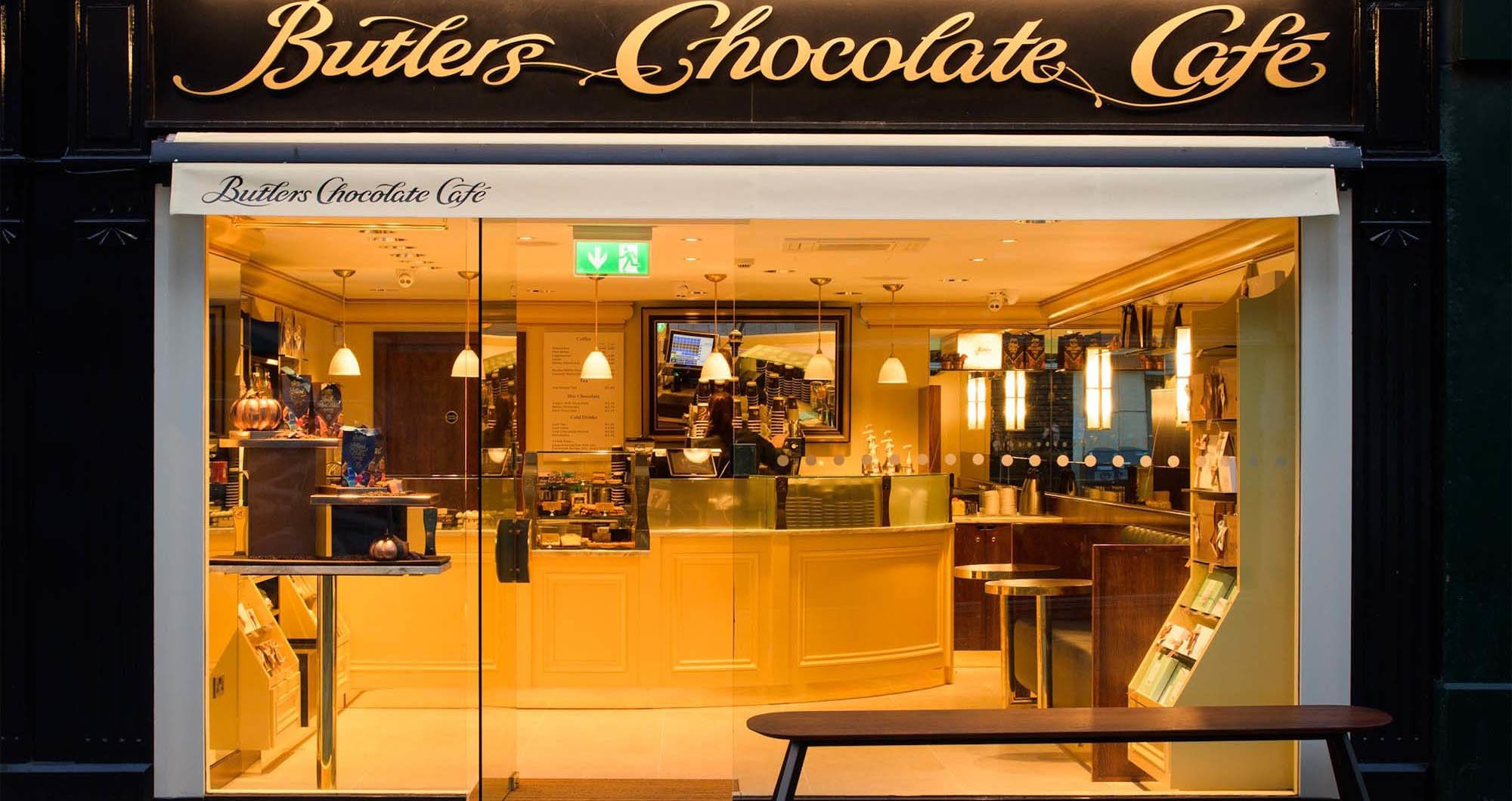 Butlers Chocolate Café, Galway