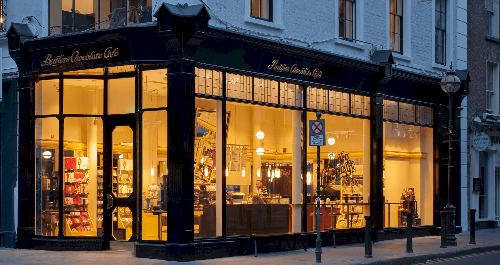 Butlers Chocolate Café, Dawson Street