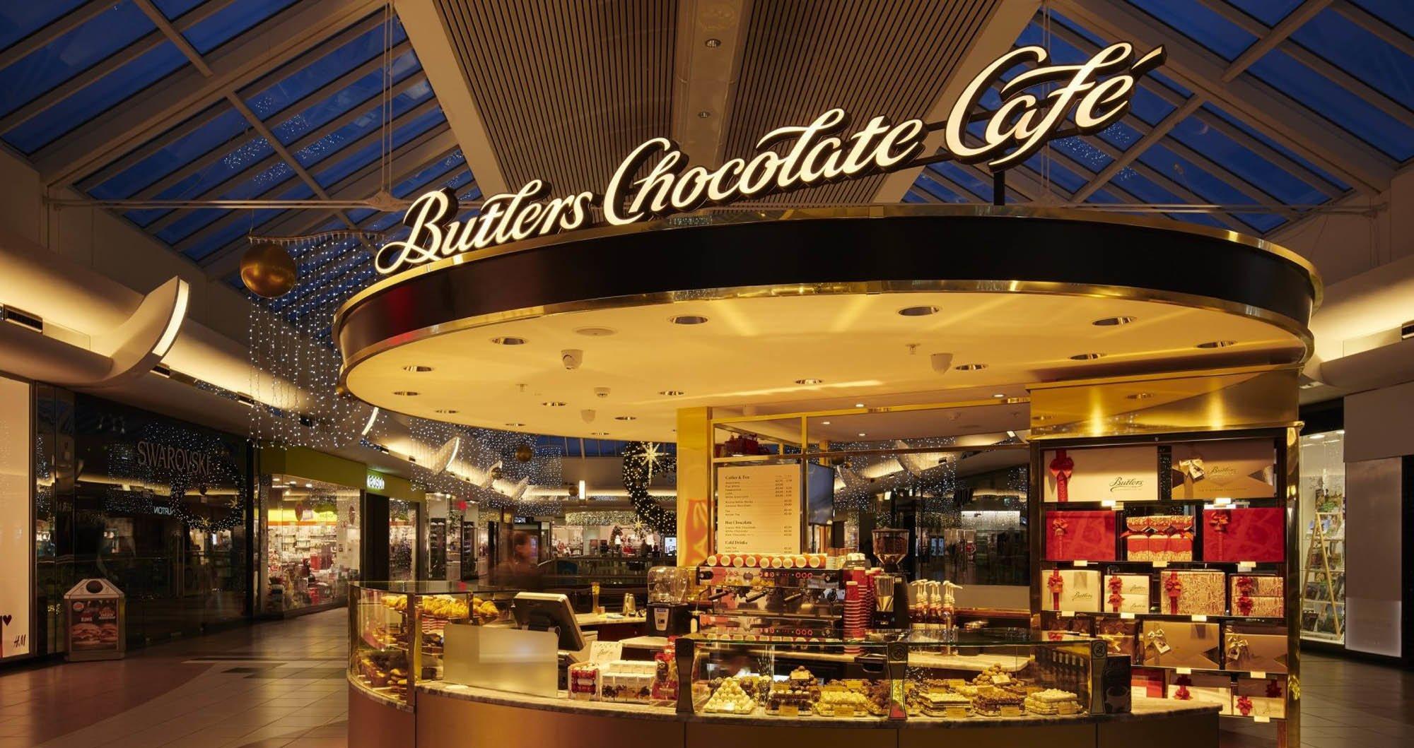 Butlers Chocolate Café Kiosk @ Blanchardstown Centre