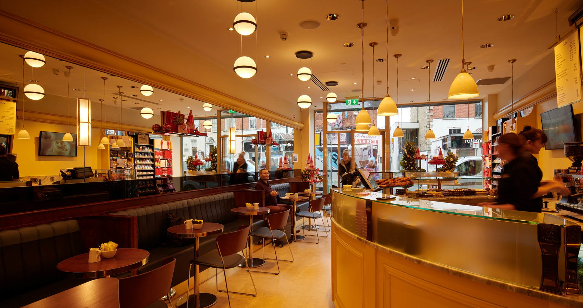Butlers Chocolate Café, Rathmines