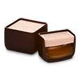 Salted Muscovado Caramel x 4