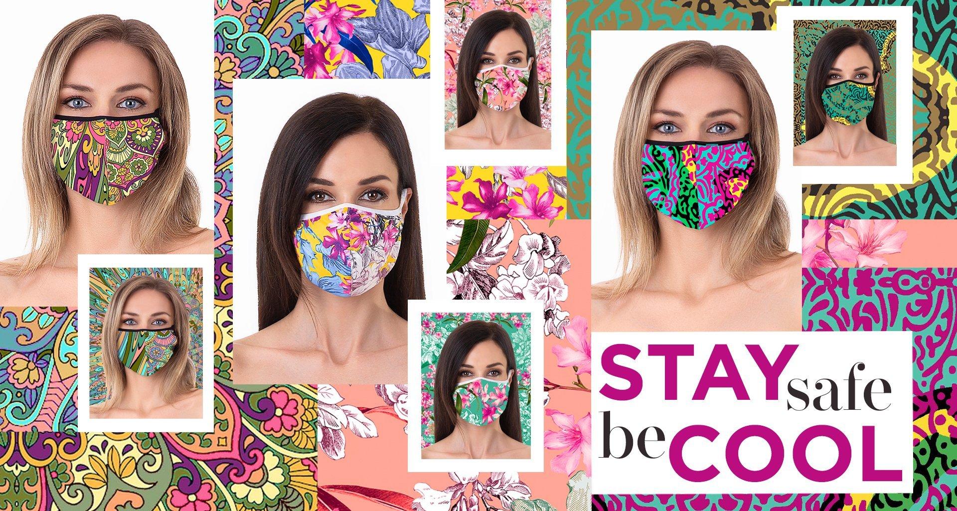 Scopri le mascherine più glam dell'estate