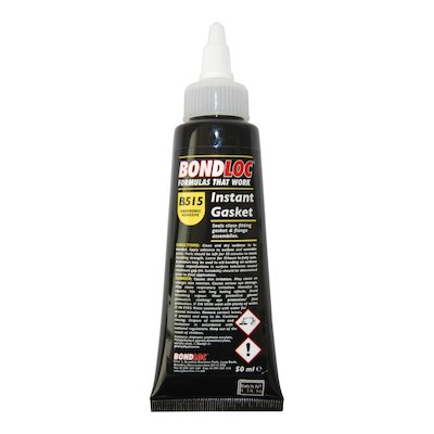 B 515 Instant Gasket Adhesive 80ml syringe