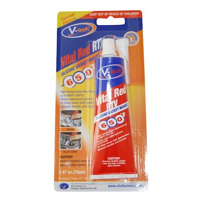 Tube Instant Gasket Maker 70g SF 060 RED