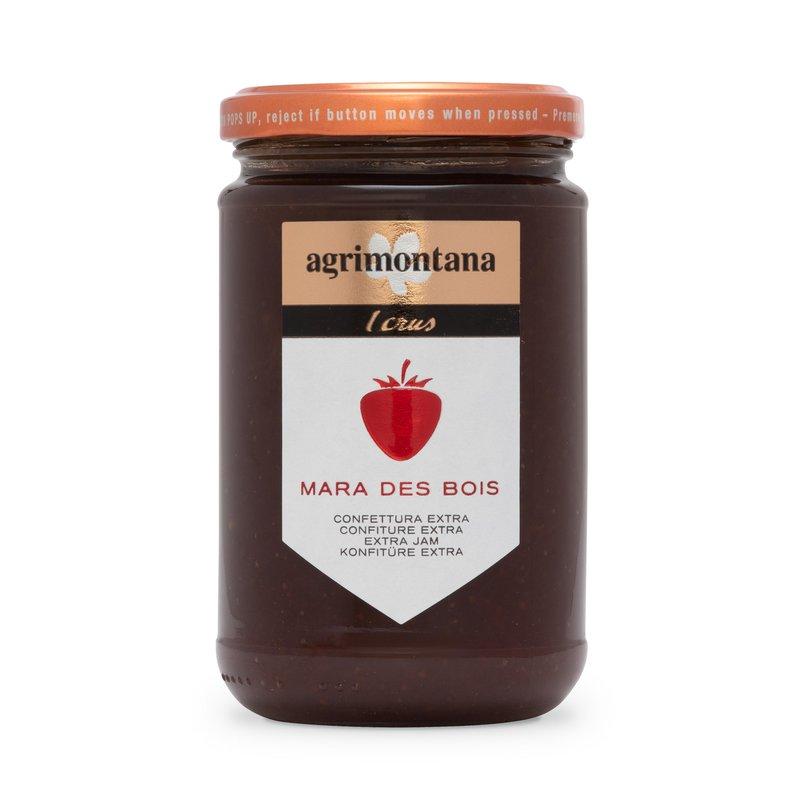 Mara des Bois - Strawberries extra jam
