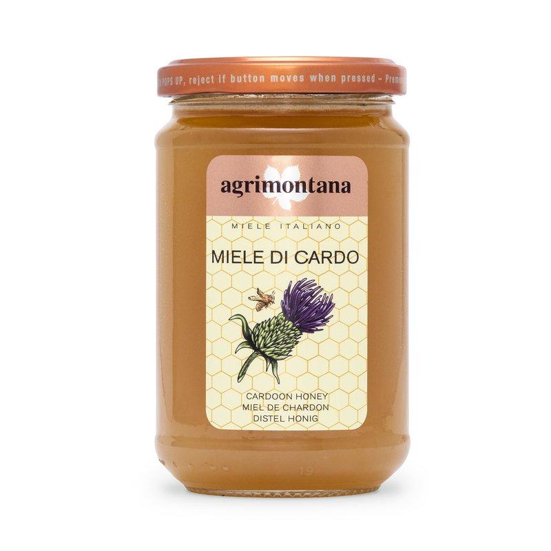 Cardoon honey