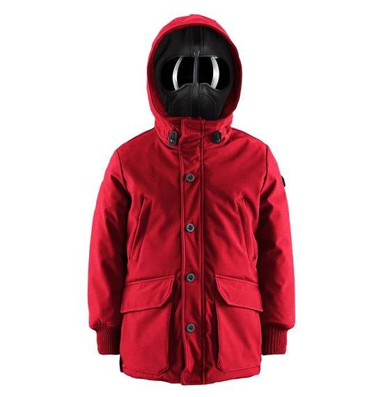 Manteau Multipoches Softshell