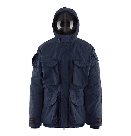 Field Jacket Lentilles Intégrées