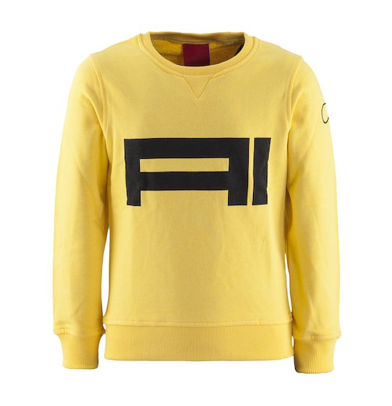 Boy's sweater round neck