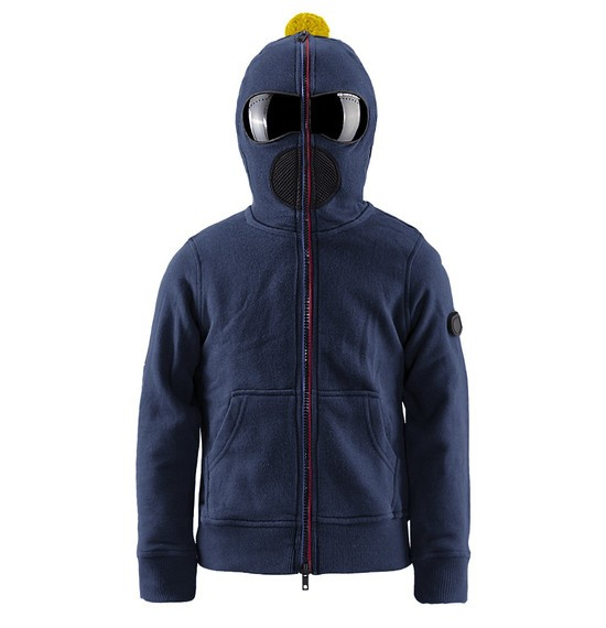 Unisex cotton hoodie