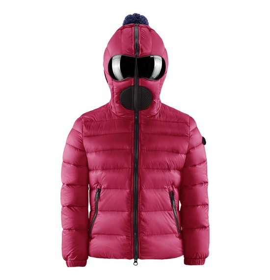 Girls' down jacket Urban