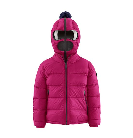 Short Down Jacket Microripstop