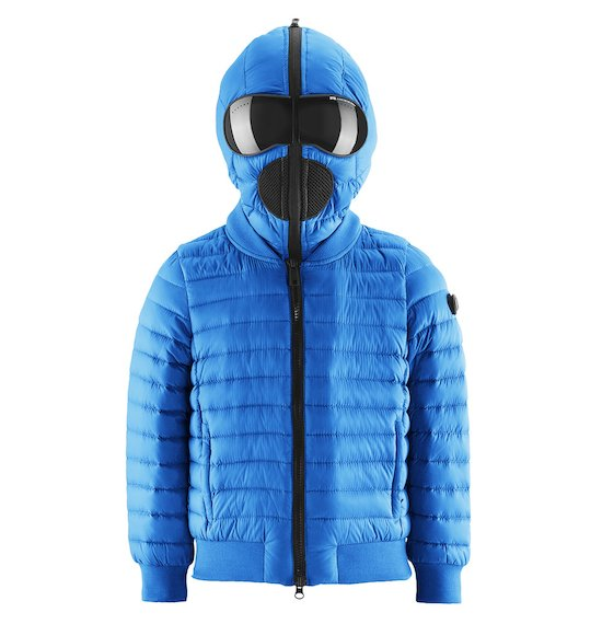 Boy's down jacket Active