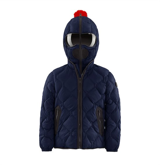Synthetic Down Jacket Microripstop