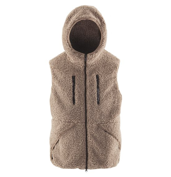 Gilet Sherpa Fleece