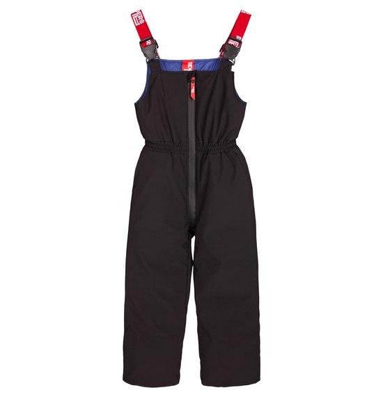 Unisex snowsuit in stretch waterproof polyester