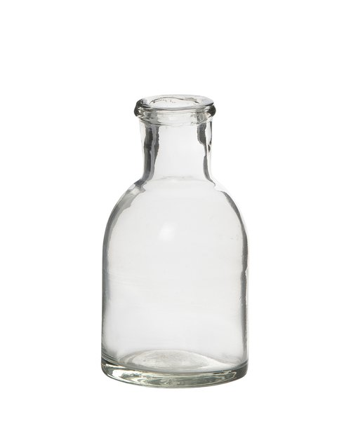Pharmacy Glass Candle Vase