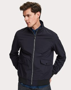 Harrington Bomber Jacket