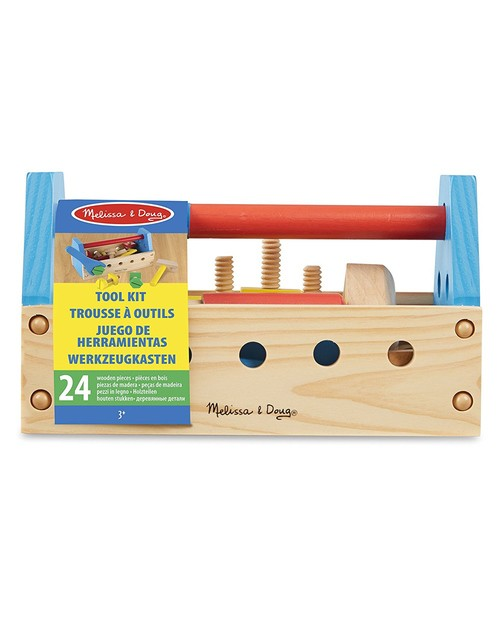 Melissa And Doug 24 Tool Kit