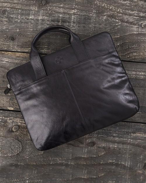 Saddler Leather Laptop Bag