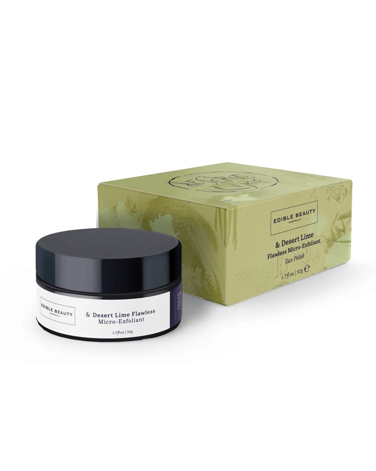 & Desert Lime Flawless Mico Exfoliant