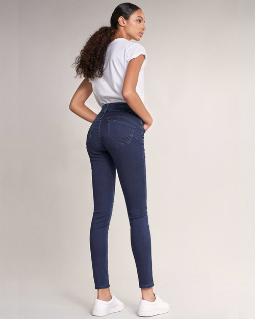 Push In Secret Skinny Jeans - Soft Touch
