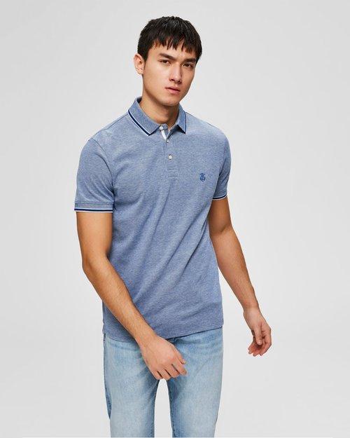 Twist Organic Cotton Polo Shirt