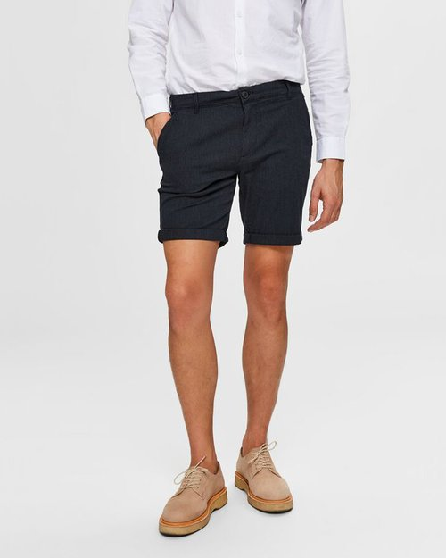 Paris Straight Fit Shorts