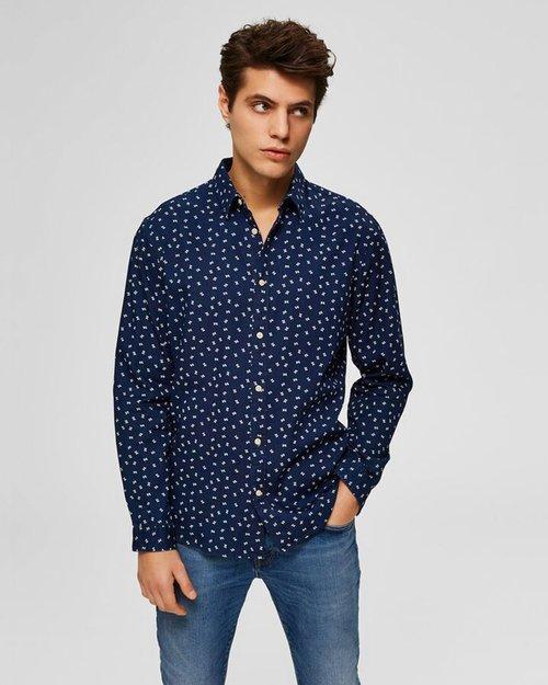 Nolan Denim Shirt