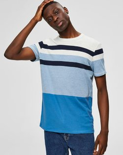 Karl Colour Block Tee-Shirt