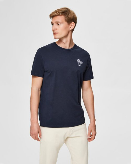 Wayne Organic Cotton T-Shirt