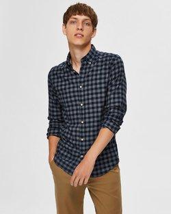 Slim Flannel Shirt