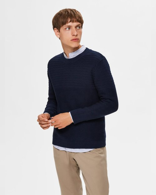 Conrad Crew Neck Jumper