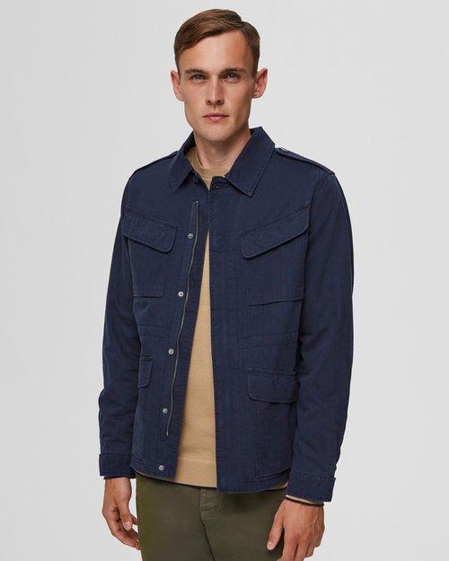 Mason Military Jacket