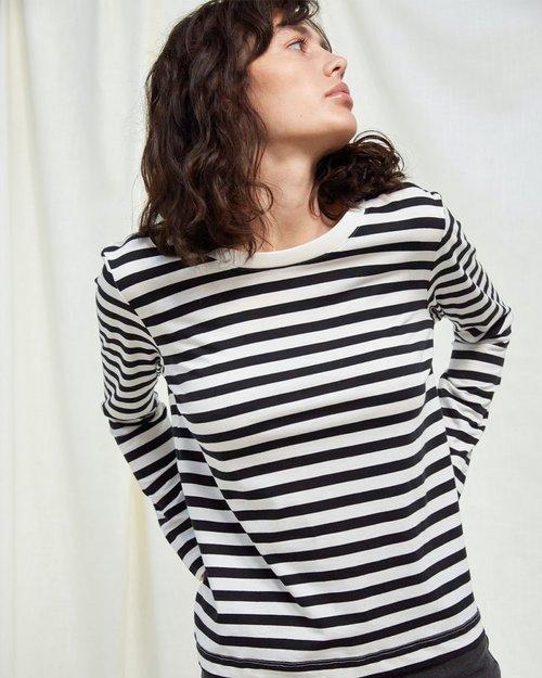 Standard Striped Long Sleeve T-Shirt
