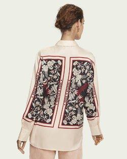 Silky Oversized Shirt