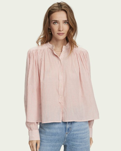 Loose Cotton Shirt