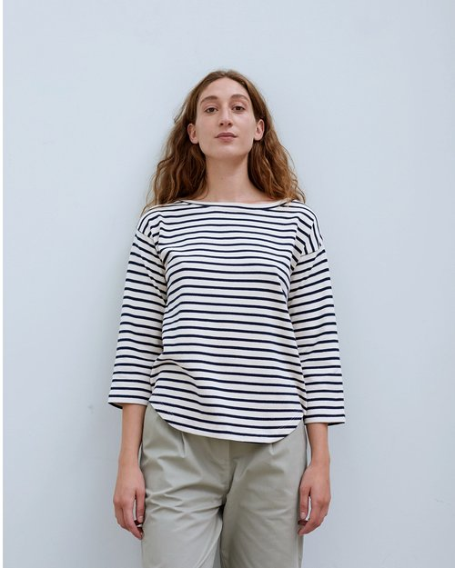 Bretagne Organic Cotton Thilke Top