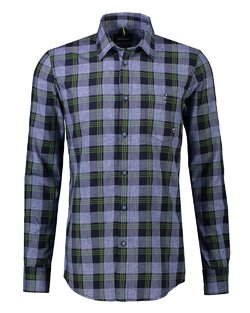 Kent Melange Check Shirt